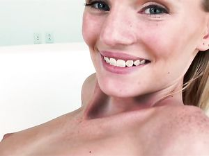 Long And Thick Cock Inside A Petite Blonde Teen
