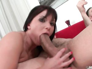 All Holes Filled In A Teen Foursome With Hot Anal