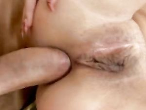 His Anal Teen Has A Perfect Pair Of Perky Tits