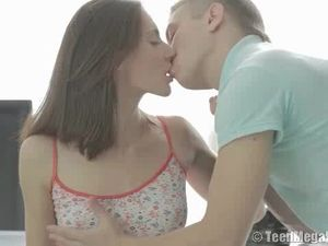 Erotic Anal On His Dining Room Table With A Teenager