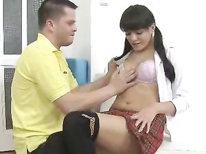 Young Schoolgirl Sex Is The Best Kind