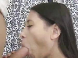 Leggy Girl Fucked Doggystyle By His Big Cock