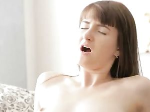 Beautiful Girl Next Door Takes A Hard Ass Fucking