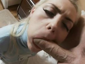 Good Girl Is In The Mood For A Hard Anal Fucking