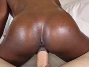 Interracial Fucking Pleases A Perfect Ebony Beauty