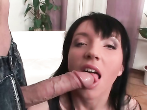 Eager To Fuck Her Teenage Asshole With His Big Cock
