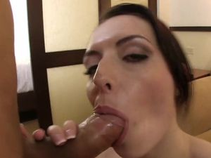 First Date With Nikki Lavay Ends In Hot Sex