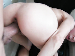 Little Naked Cutie Loves Big Cock In Her Cunt