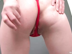 Big Black Dildo Has A Hot Teen Girl Moaning For More