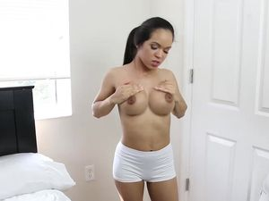 Sexy Girl Sucks Big Dick Of Her Boyfriend And Swallows The Sperm