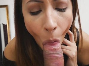 Fashionable Whore Strips Naked And Gives Fuck Herself Deep